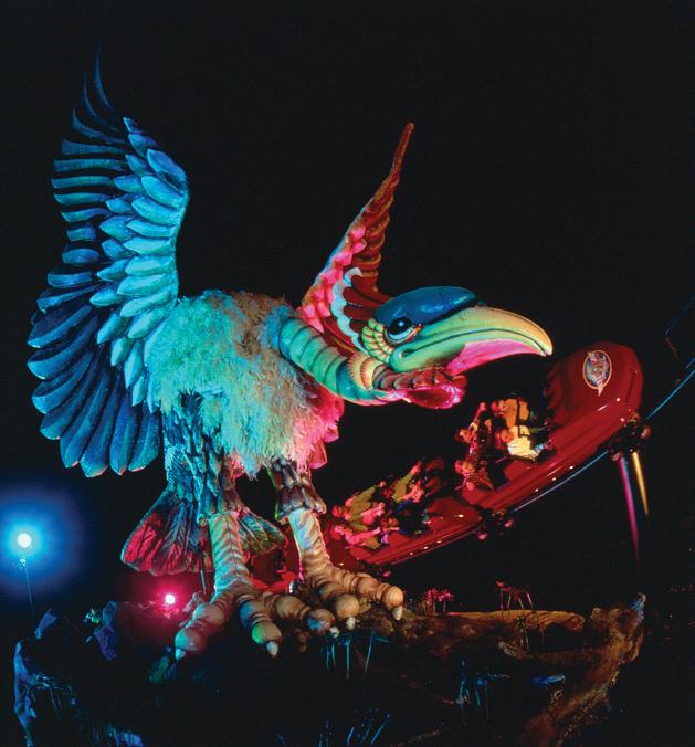 Aladdin: 10 verschillen - De Vogel Rok