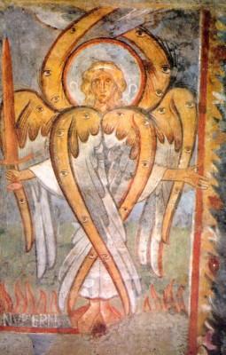 De engel Serafijn