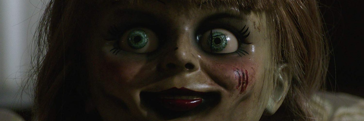 Annabelle Comes Home - Annabelle close-up