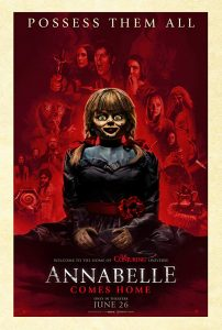 Annabelle Comes Home filmposter