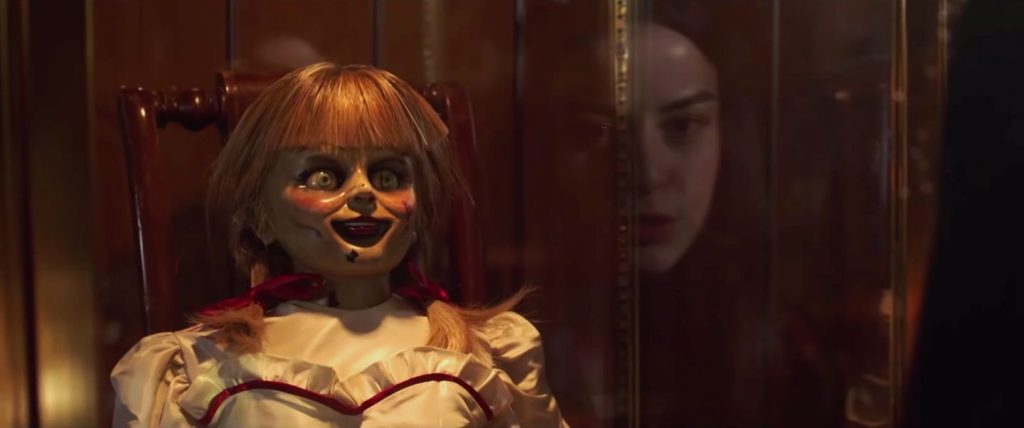 Annabelle Comes Home - Annabelle in de heilige kast