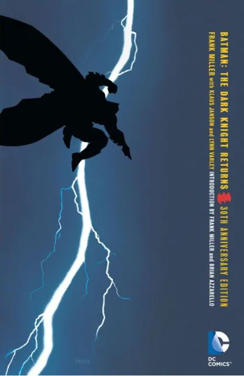 Superman: Year One The Dark Knight Returns cover