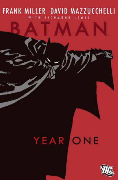 Superman: Year One Batman Year One cover