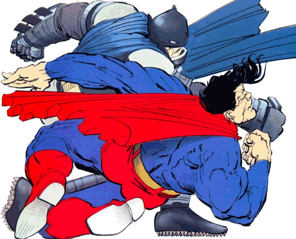Superman: Year One Batman versus Superman