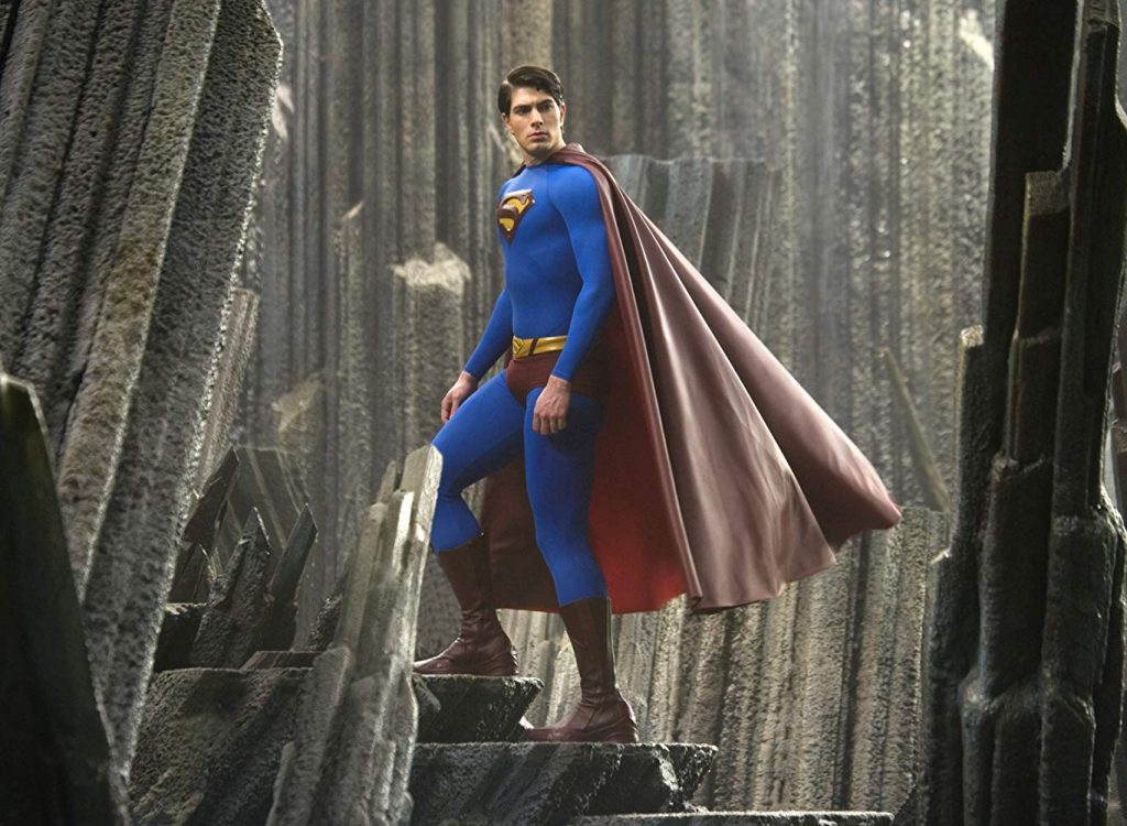 Modern Myths Nieuws 2019 - Week 29 - Brandon Routh in Superman Returns