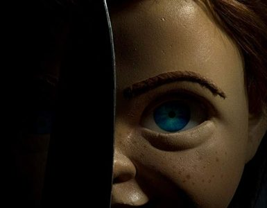 Child's Play Chucky uitsnede
