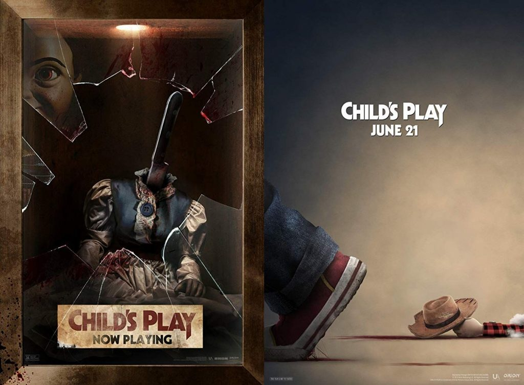 Child's Play - Chucky versus Annabelle en Woody