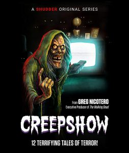 Modern Myths Nieuws 2019 - Week 29 - Creepshow serie