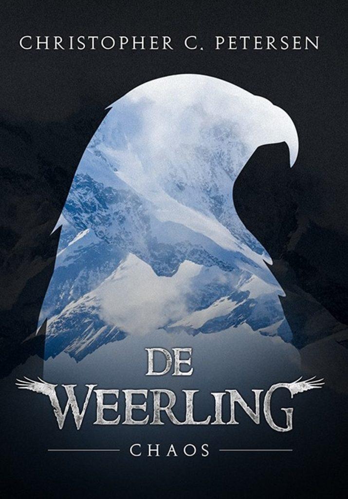 De Weerling boek 2 - Chaos cover
