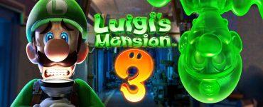 Modern Myths Nieuws 2019 - Week 26 Luigis Mansion 3