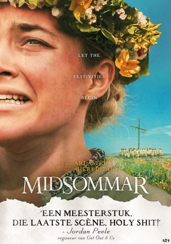 Midsommar Winactie Midsommar poster