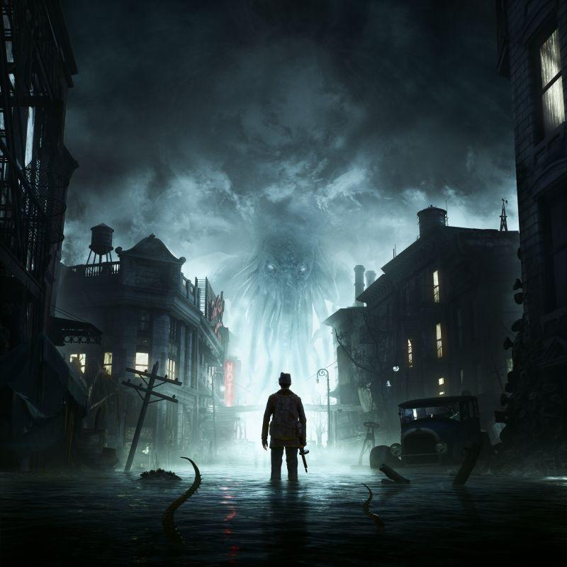 The Sinking City Winactie sfeerbeeld