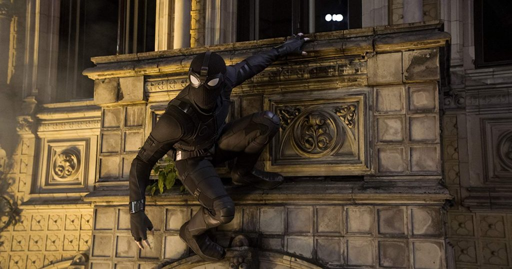 Spider-Man: Far From Home - Spider-Man Stealth Suit