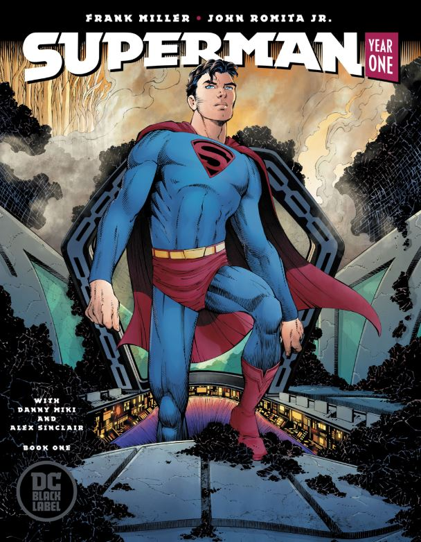 Superman: Year One cover