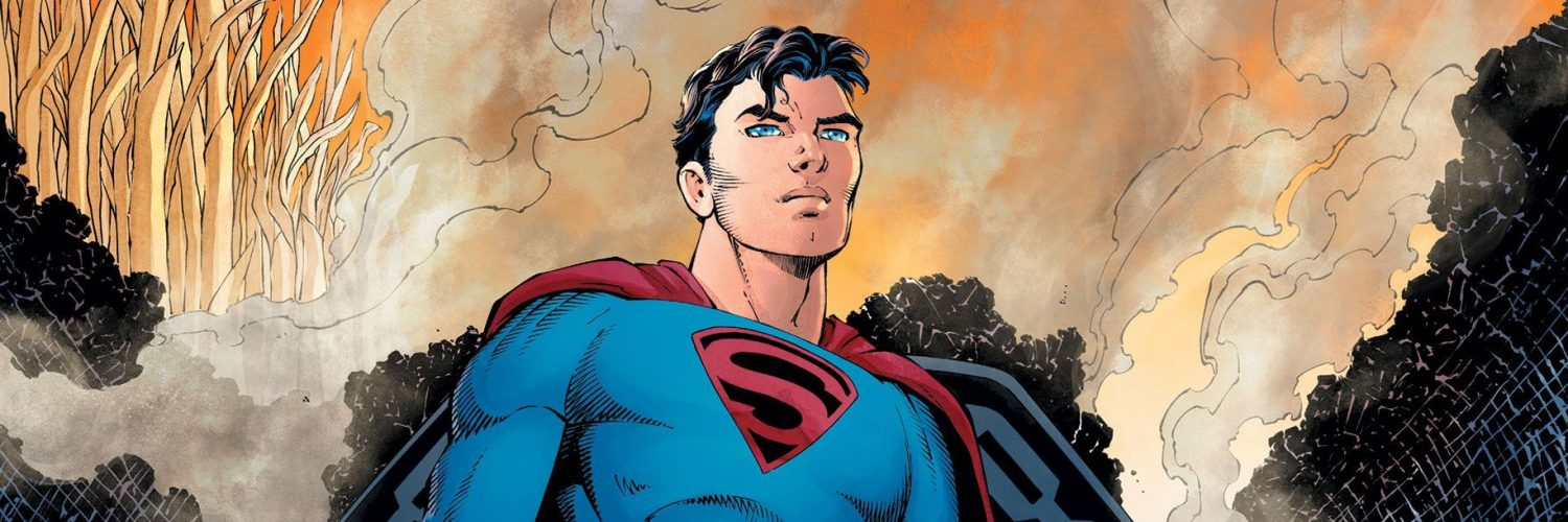 Superman Year One uitsnede 1