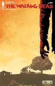 Modern Myths Nieuws 2019 - Week 27 The Walking Dead 193 cover