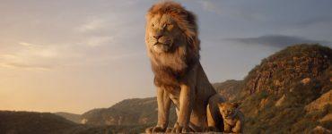 The Lion King Winactie - Simba en Mufasa