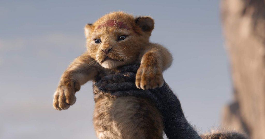 The Lion King Winactie - Simba geboren