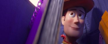 Toy Story 4 Woody close-up
