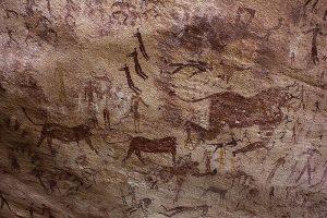 Modern Myths - Het DNA van fantastische verhalen - grotschilderingen