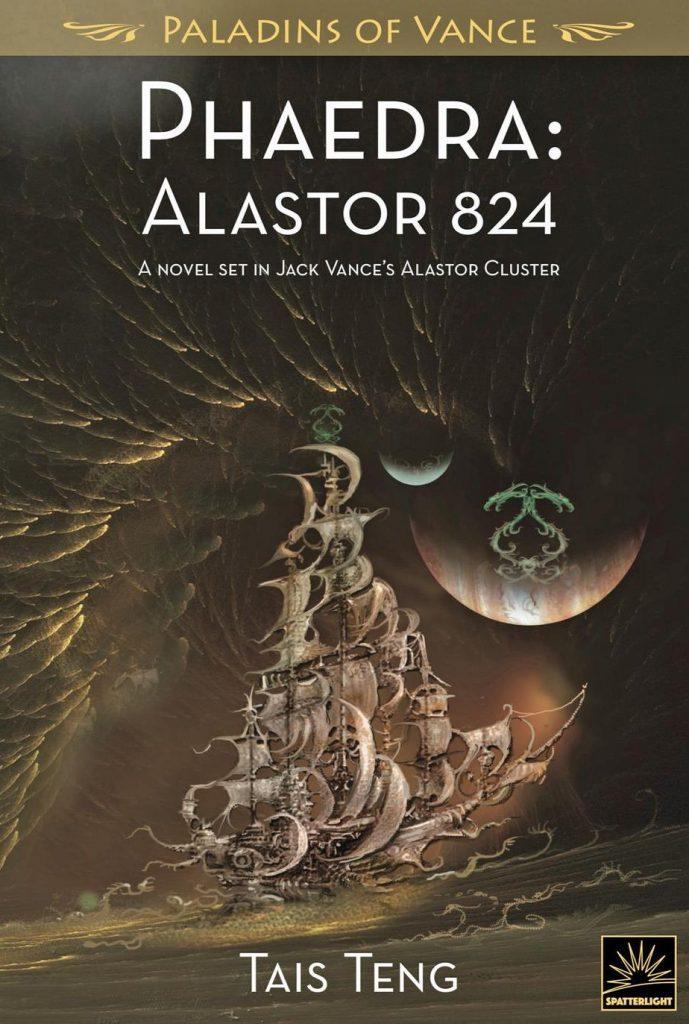 Phaedra: Alastor 824 cover