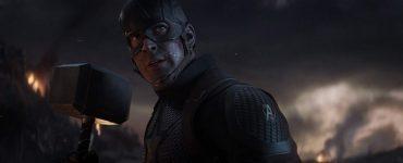 Avengers: Endgame - Captain America met Mjolnir