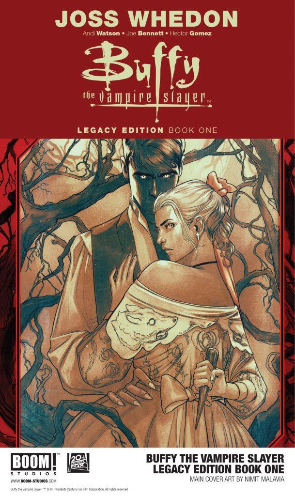 Modern Myths Nieuws 2019 - Week 30 en 31: Buffy the Vampire Slayer Legacy Edition