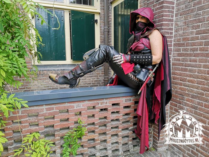 Castlefest 2019 cosplay assassin