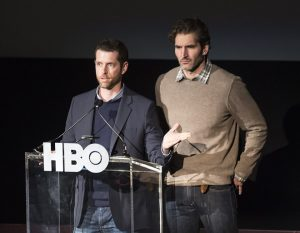 Modern Myths Nieuws 2019 - Week 32: D.B. Weiss en David Benioff