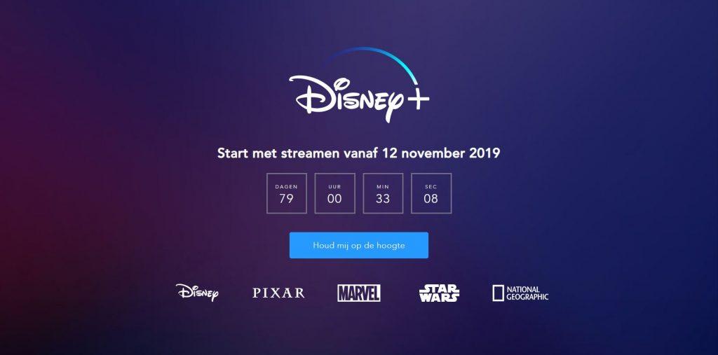 Modern Myths Nieuws 2019: Week 34 - Disney+