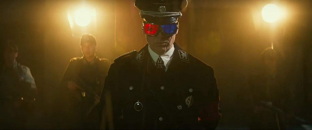 Hellboy 3D Nazi
