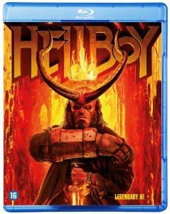 Hellboy blu-ray Packshot
