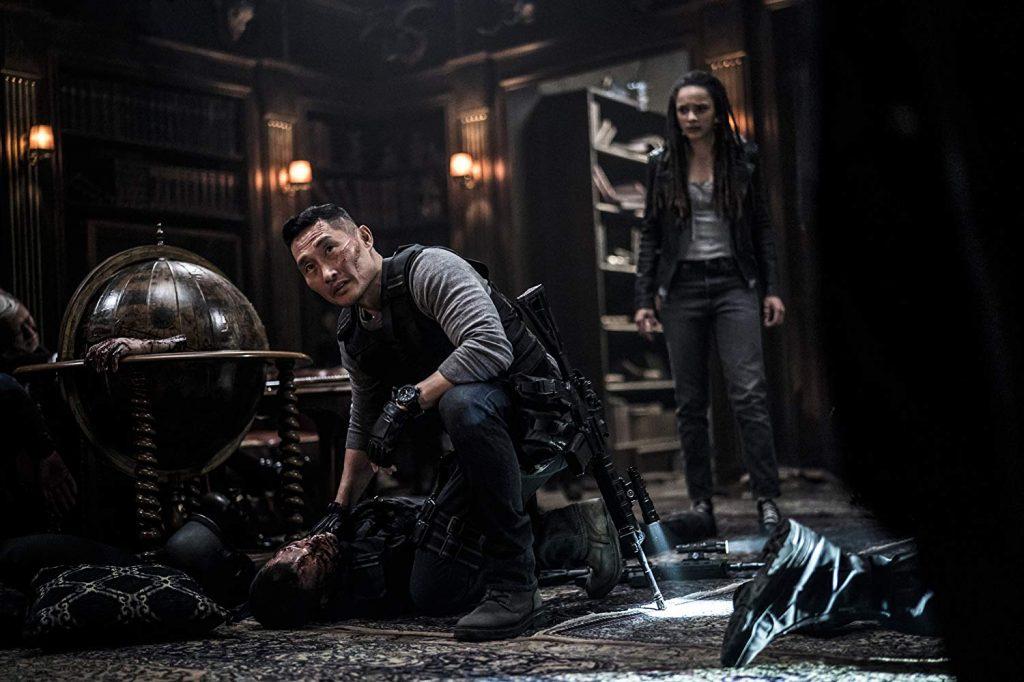 Hellboy onderzoek Daniel Dae Kim