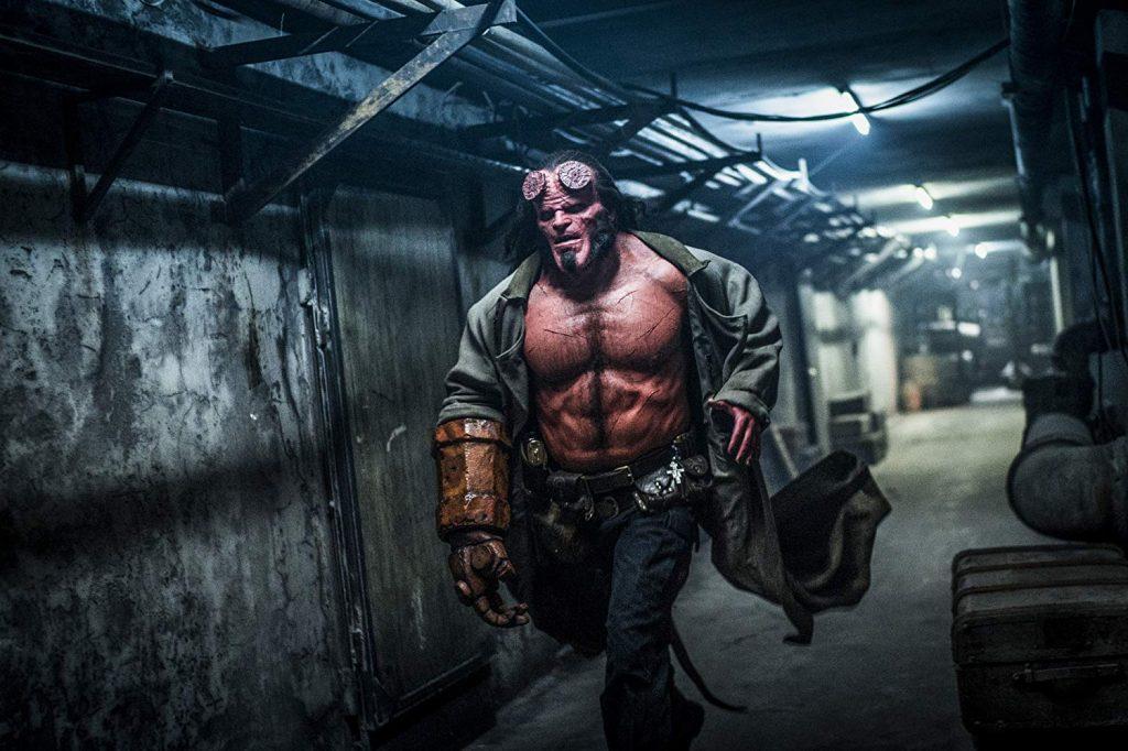 Hellboy rennen