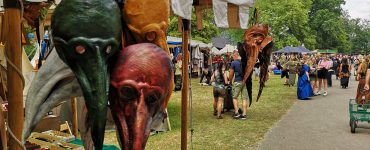 Castlefest 2019 sfeerverslag carnavals maskers