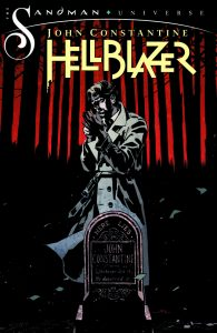 Modern Myths Nieuws 2019 - Week 33: John Constantine: Hellblazer