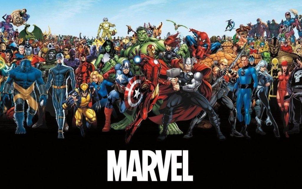 Modern Myths - Het DNA van fantastische verhalen - Marvel superhelden