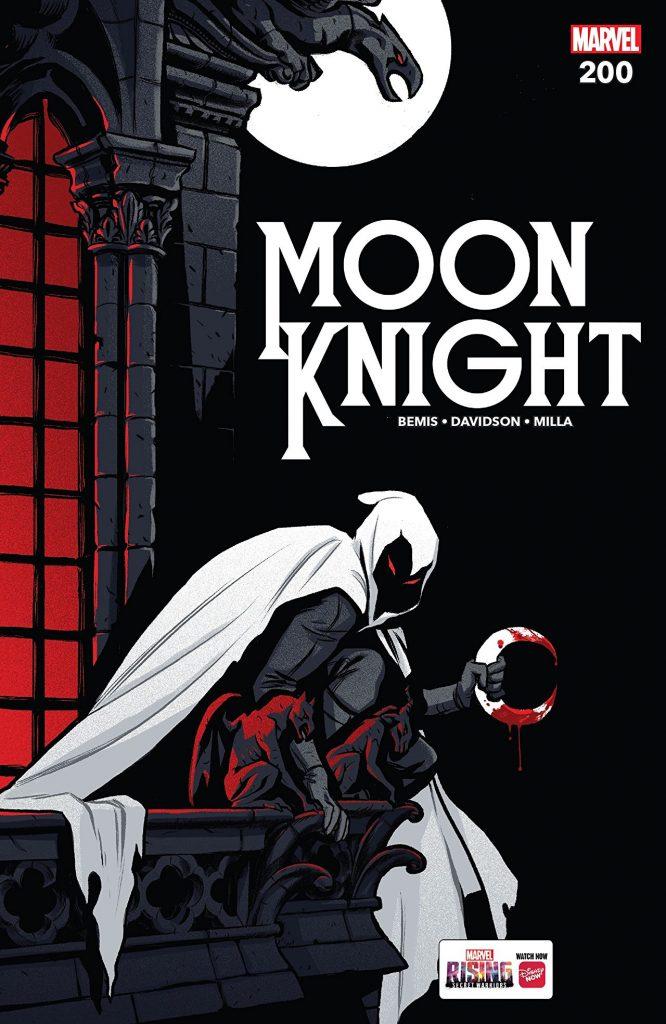 D23 Expo 2019 Moon Knight