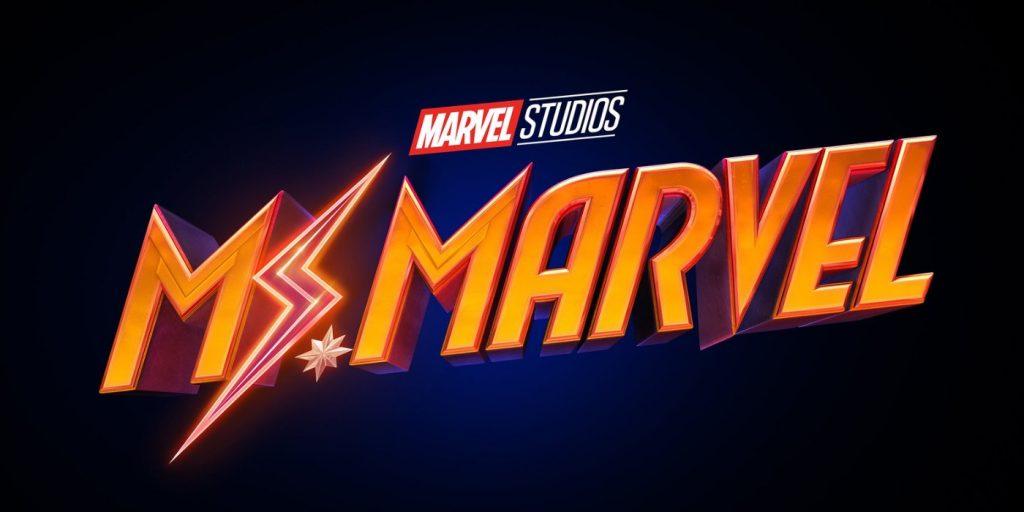 D23 Expo 2019 Ms. Marvel Logo