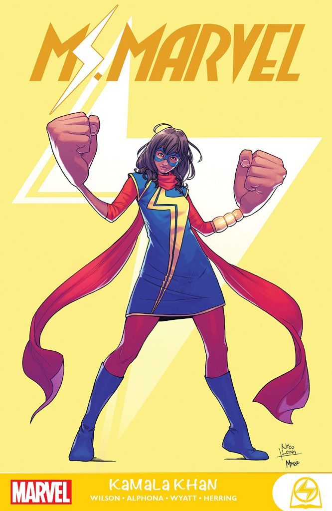 D23 Expo 2019 Ms. Marvel