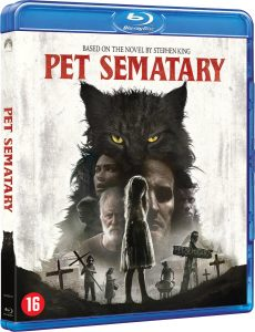 Pet Sematary blu-ray packshot