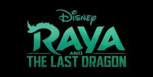 D23 Expo 2019 Raya and the Last Dragon logo