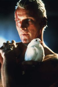 Modern Myths Nieuws 2019 - Week 30 en 31 Rutger Hauer in Blade Runner