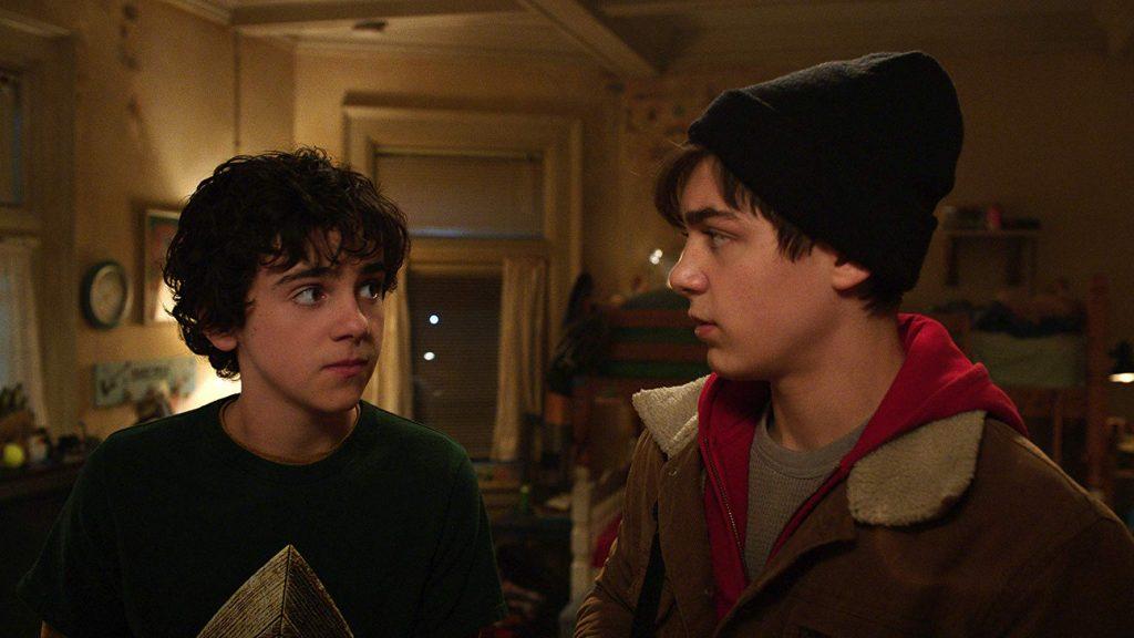 Shazam! Billy en Freddy