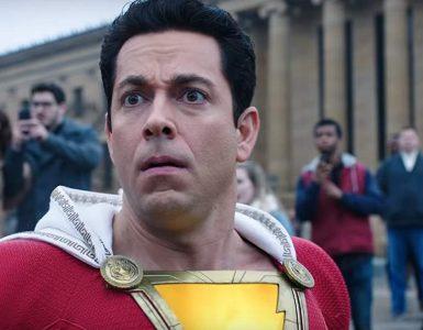 Shazam! verbaast