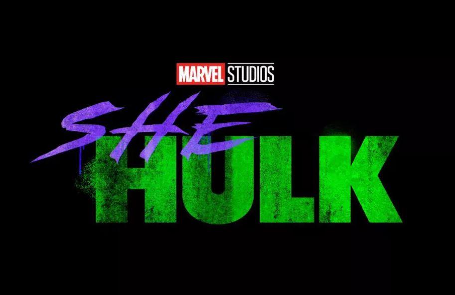 D23 Expo 2019 - She-Hulk Logo