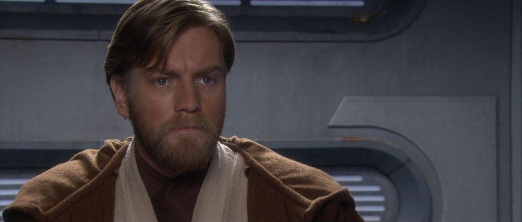 Modern Myths Nieuws 2019 - Week 33: Ewan McGregor als Obi-Wan Kenobi in Star Wars: Revenge of the Sith