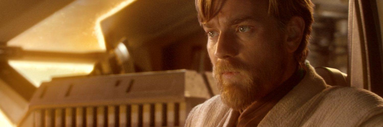 Star Wars III Obi-Wan Kenobi Ewan McGregor 3