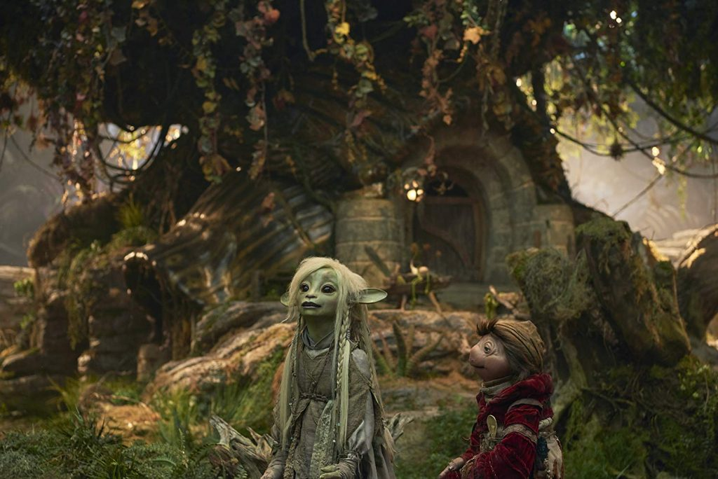 The Dark Crystal Age of Resistance Deet
