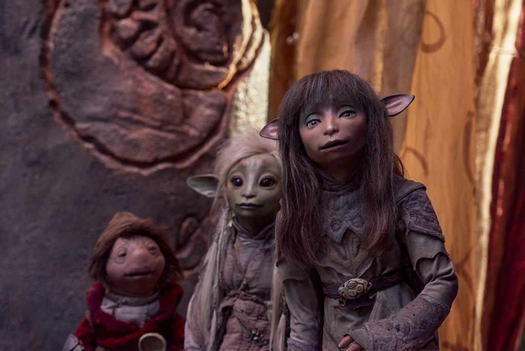 The Dark Crystal Age of Resistance Rian en Deet